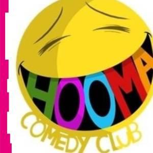 Hooma Comedy Club logo